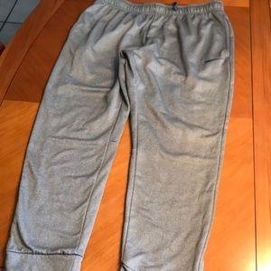 Men's size XXL therma fit pants